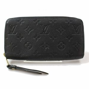100% Auth Louis Vuitton Zippy Monogram Empreinte